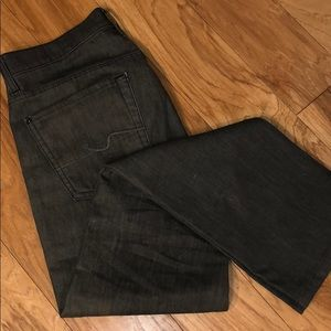 Like New Great Condition 7 Jeans Grey